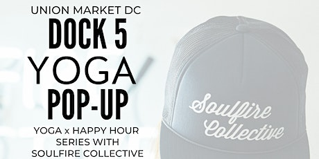 Dock 5 Yoga Pop-Up tickets