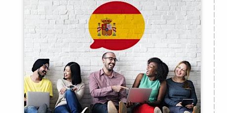 Group Beginner Spanish Workshop Series tickets
