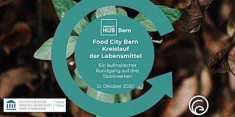 Circular Food City Bern billets