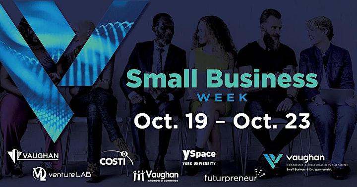 Vaughan Small Business Week | Five Healthcare Marketing Secrets image