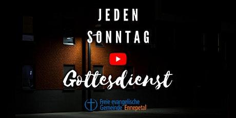 Gottesdienst der FeG Ennepetal 04.10.2020 Tickets