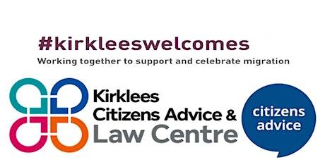 European Union Settlement Scheme Training by Citizen Advice and Law Centre tickets