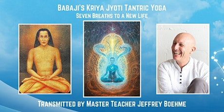 Seven Breaths to a New Life - Kriya Jyoti Tantric Yoga in Vienna tickets