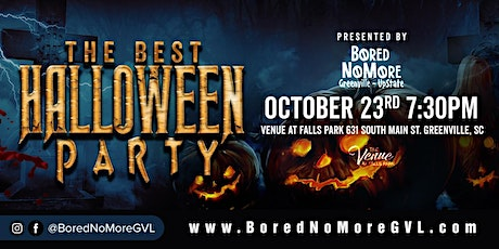 The BEST Halloween Party AROUND!!!!! tickets