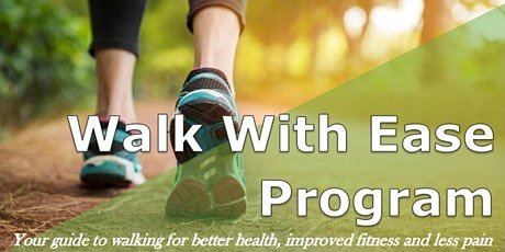 Walk With Ease Workshop tickets