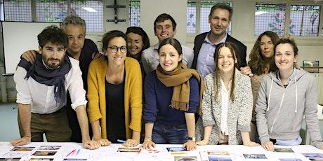 Atelier Fresque du Climat à Lausanne billets