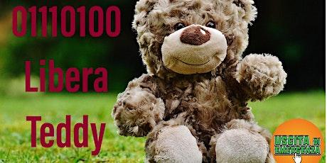 01110100: libera Teddy biglietti