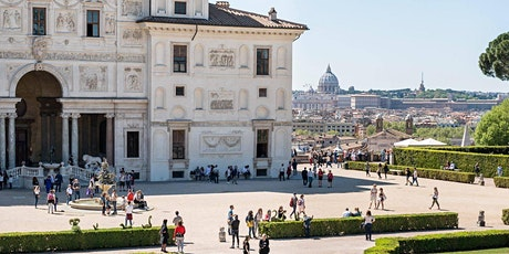 Visita15:45 - Giornata Europea del Patrimonio a Villa Medici biglietti