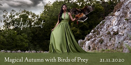"Portfolio Event ""Magical Autumn with Birds of prey"" Tickets"