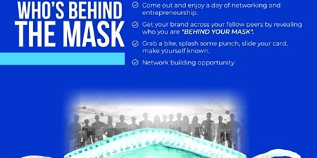 Who's Behind The Mask tickets