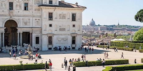 Visita 17:15 - Giornata Europea del Patrimonio a Villa Medici biglietti