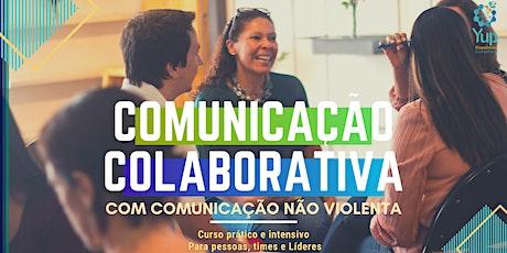 Curso Comunicação Colaborativa com a Comunicação Não Violenta (CNV) ingressos
