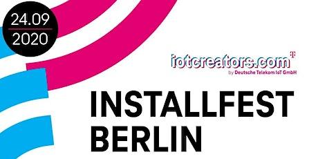Installfest Berlin  @ Hubraum Berlin Tickets