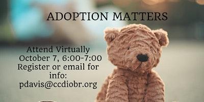 Adoption Matters Seminar