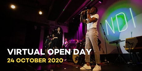 Virtual Open Day tickets