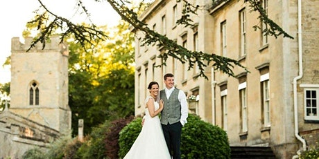 Cranford Hall Intimate wedding package, daytime venue showcase tickets