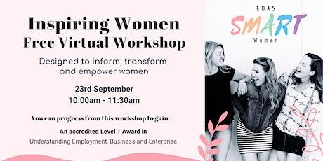Inspiring Women Workshop tickets
