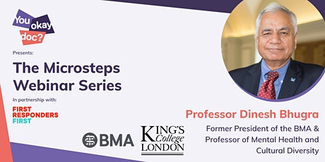 The Mental Health of our Medical Profession: From the former BMA President tickets