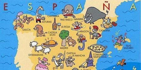 Tópicos españoles entradas