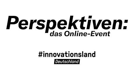 Perspektiven: das Online-Event Tickets