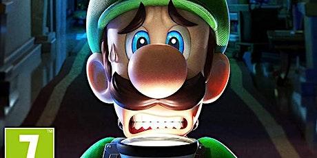 Jeu vidéo du mois : « Luigi's Mansion 3 » billets