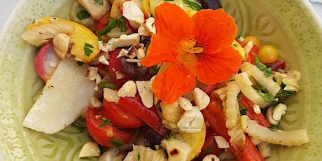 Vegetarische TCM Küche der Achtsamkeit
