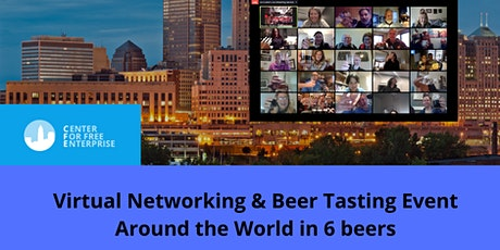 CFE Presents a Virtual Networking and Beer Tasting Event tickets