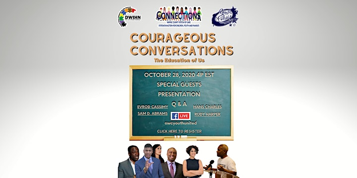 Courageous Conversations: The Education of Us image