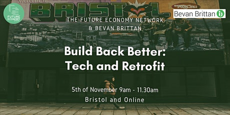 Build Back Better: Tech & Retrofit tickets