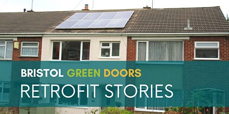 The 1950s Terrace Retrofit. Bristol Green Doors Retrofit Stories. tickets