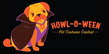 Howl-o-ween Pet Costume Contest tickets