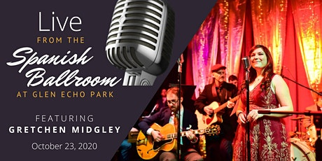 LIVE from the Spanish Ballroom: Featuring Gretchen Midgley tickets