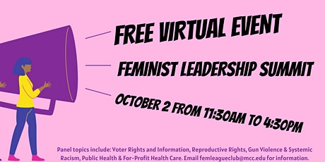 Feminist Leadership Summit tickets