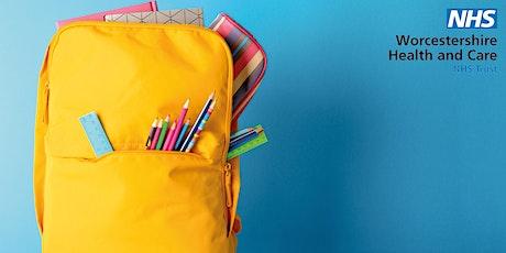 Back to school - Emotional regulation tickets
