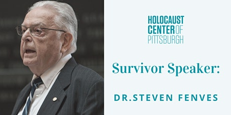 Survivor Speaker: Dr. Steven Fenves tickets