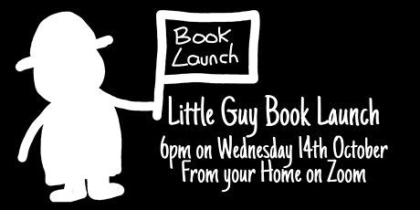 Little Guy Book Launch on Zoom tickets
