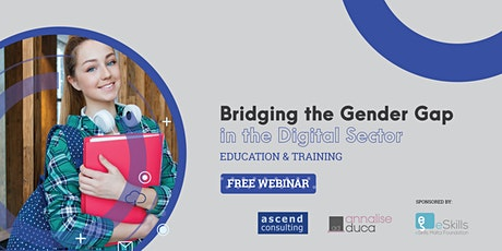Bridging the Gender Gap in the Digital Sector - Education & training tickets