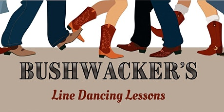 Country Line Dancing Lessons at Bushwackers tickets