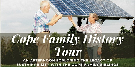 Cope Family History Tour tickets