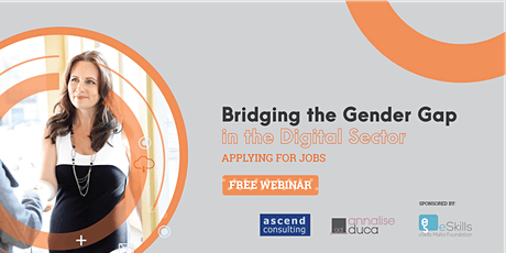 Bridging the Gender Gap in the Digital Sector - Applying for jobs tickets