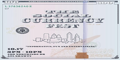 The Social Currency Fest tickets