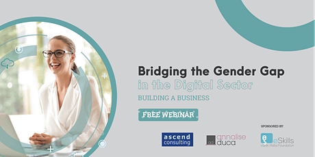 Bridging the Gender Gap in the Digital Sector - Building a business tickets