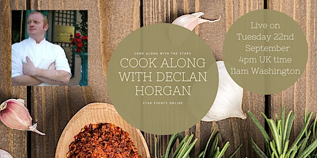 Cook Along With The Stars with Declan Horgan tickets