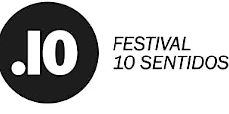 CICLO DE CONCIERTOS FESTIVAL 10 SENTIDOS entradas