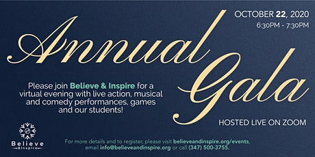 "Annual ""Making a Difference"" Gala tickets"