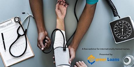Career Loans: Webinar for Nigerian Canadian Nurses Association tickets