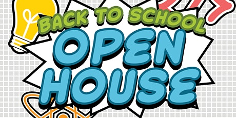 Code Ninjas Wellesley Back To School Open House tickets