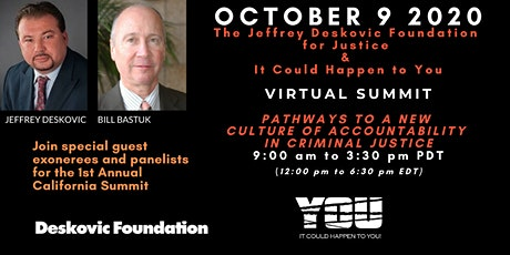 Pathways to a new culture of accountability in criminal justice. tickets