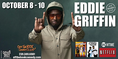 Stand up Comedian Eddie Griffin Live in Naples, Florida! tickets