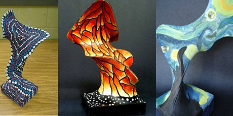 Whimsical Abstract Sculptures tickets